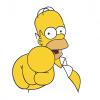 Homer Simpson / Гомер Симпсон