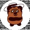 Pooh, Winnie the Pooh / Пух, Винни-Пух