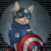Коты-Супергерои / Cats Superheroes