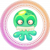 Monsters 2 (transparent/прозрачные)